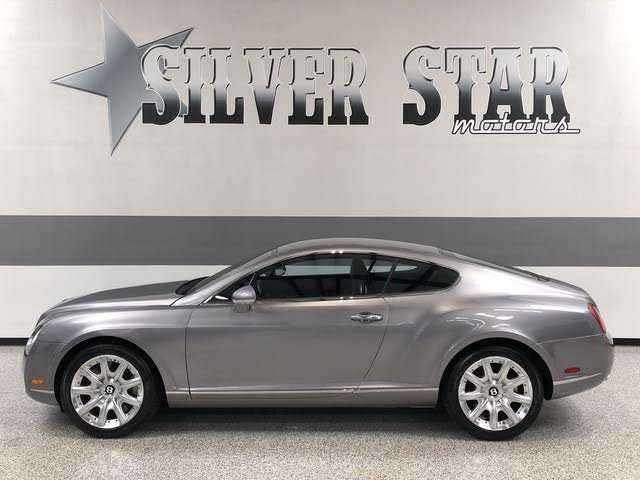 Bentley Continental 2005 $39995.00 incacar.com