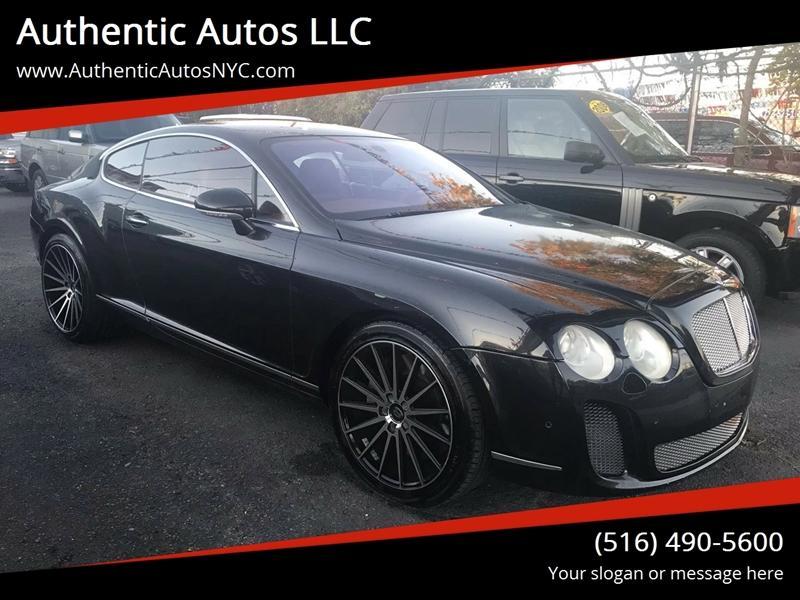 Bentley Continental 2005 $48999.00 incacar.com