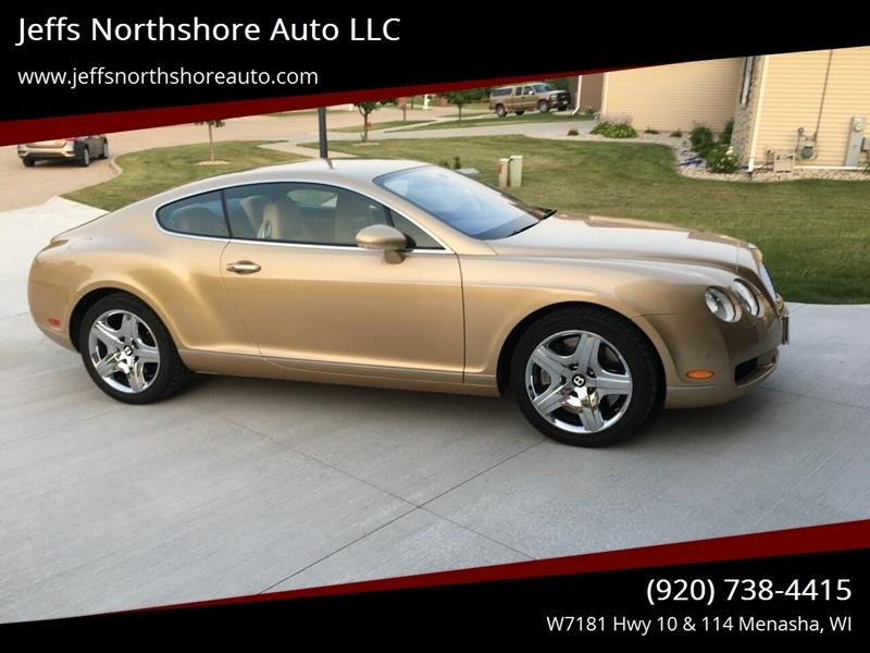 Bentley Continental 2005 $44900.00 incacar.com