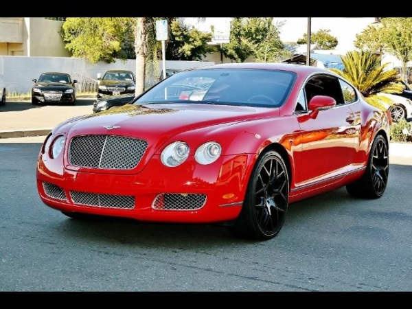 used Bentley Continental 2005 vin: SCBCR63W05C023857