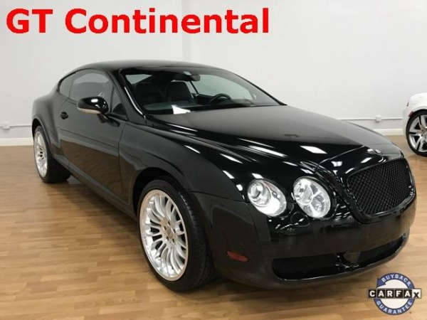 used Bentley Continental 2005 vin: SCBCR63W35C028969