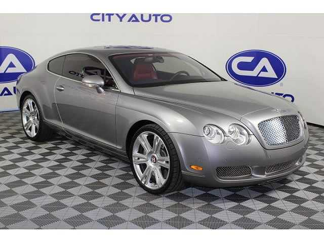 used Bentley Continental 2005 vin: SCBCR63W25C027389