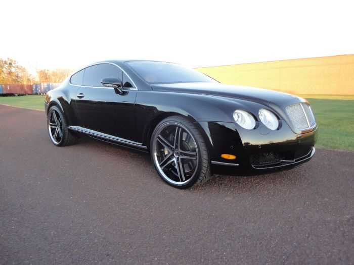 Bentley Continental 2005 $56977.00 incacar.com