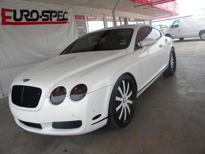Bentley Continental 2005 $59999.00 incacar.com
