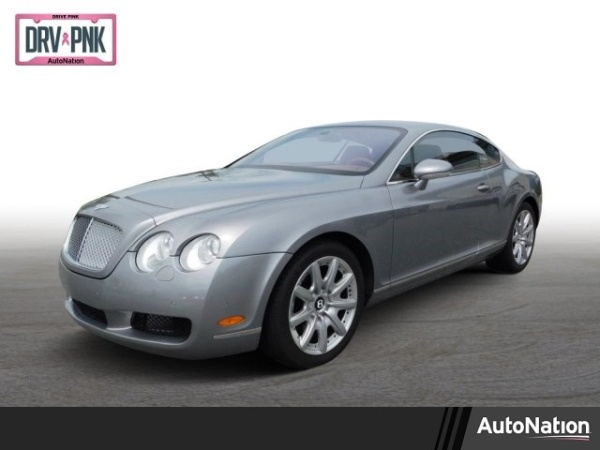 Bentley Continental 2005 $48650.00 incacar.com