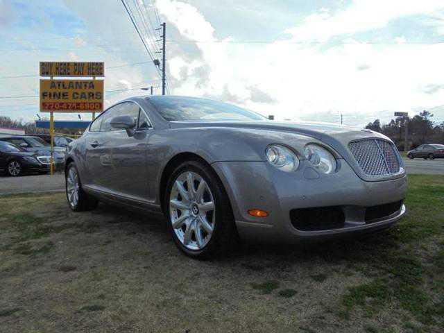 Bentley Continental 2005 $48500.00 incacar.com