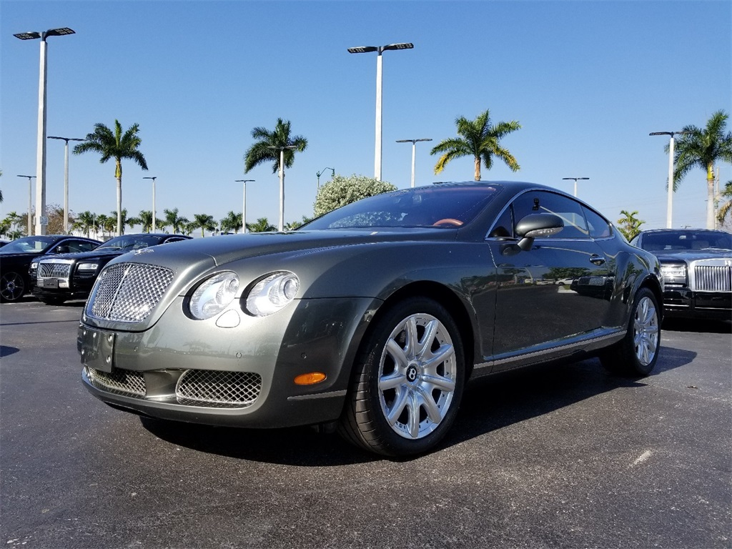 Bentley Continental 2005 $49999.00 incacar.com