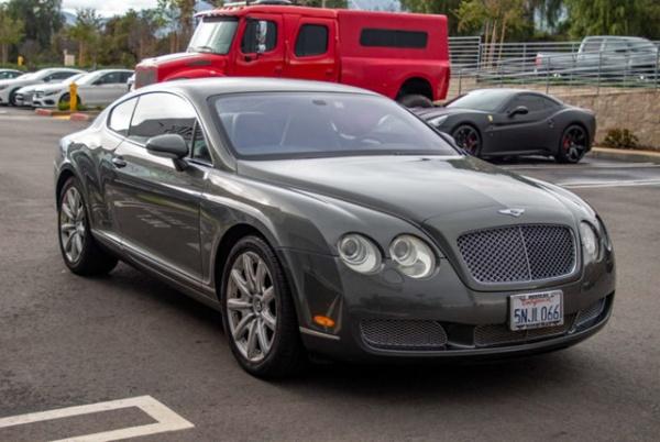 Bentley Continental 2005 $52999.00 incacar.com