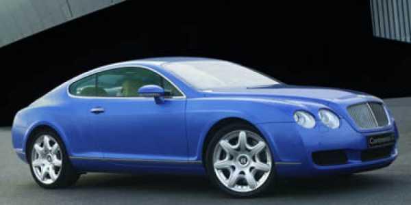 Bentley Continental 2005 $59950.00 incacar.com