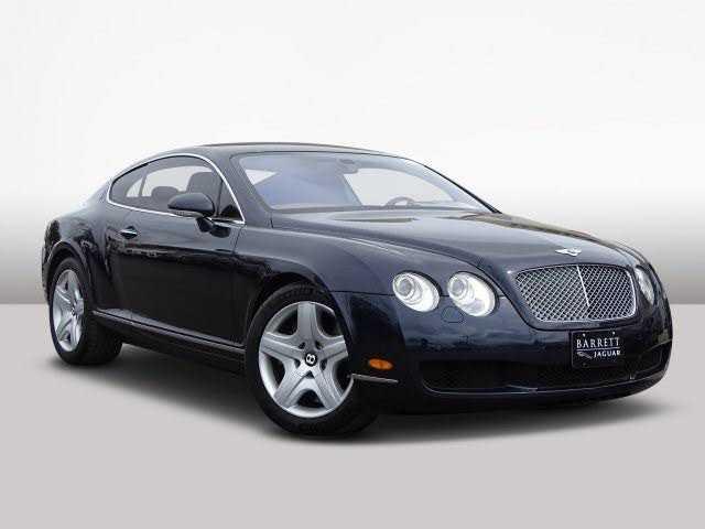 Bentley Continental 2006 $53333.00 incacar.com