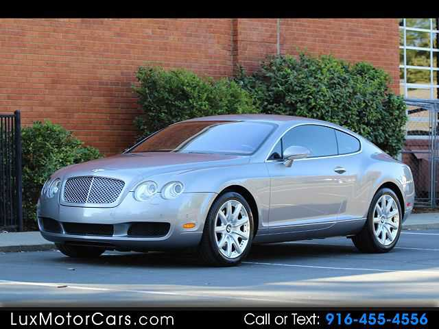 Bentley Continental 2006 $44900.00 incacar.com