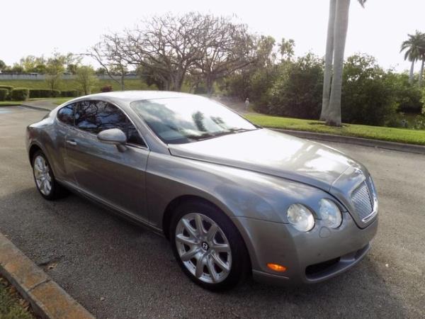 Bentley Continental 2006 $40500.00 incacar.com