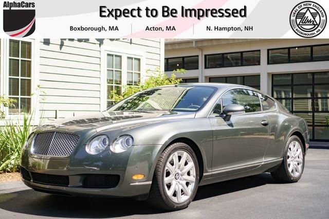 Bentley Continental 2006 $62995.00 incacar.com