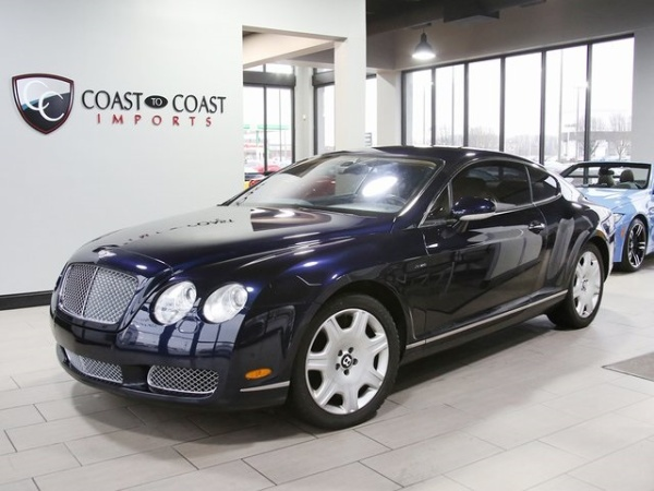 Bentley Continental 2006 $49495.00 incacar.com