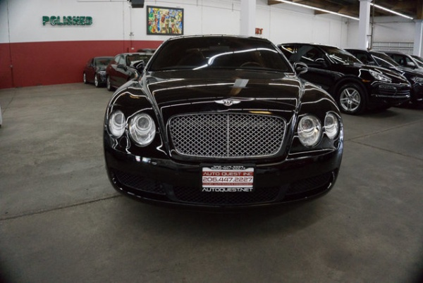 Bentley Continental 2006 $45000.00 incacar.com