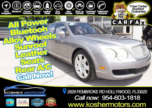 Bentley Continental 2006 $35949.00 incacar.com