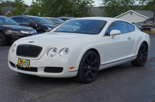 used Bentley Continental 2007 vin: SCBCR73W57C041263