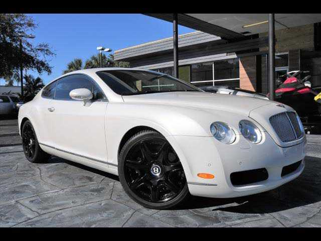 Bentley Continental 2007 $49988.00 incacar.com