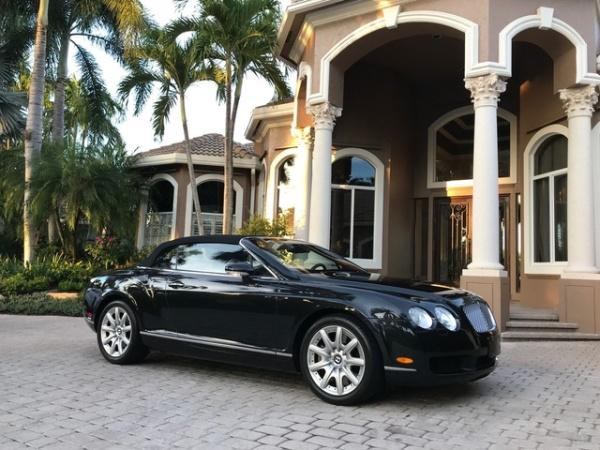 Bentley Continental 2007 $57998.00 incacar.com