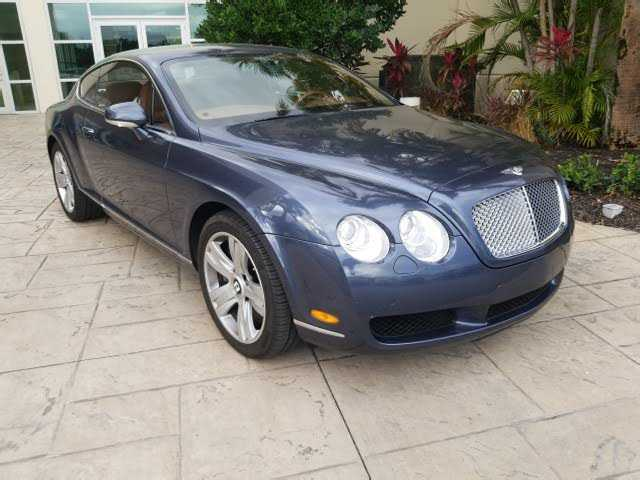 Bentley Continental 2007 $44957.00 incacar.com
