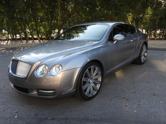 Bentley Continental 2007 $72995.00 incacar.com