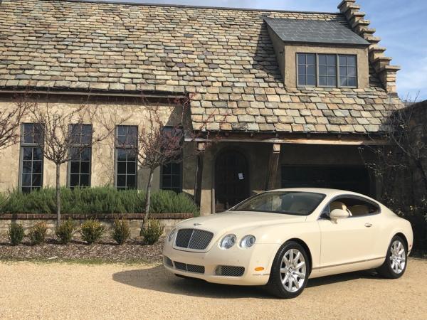 Bentley Continental 2007 $42959.00 incacar.com