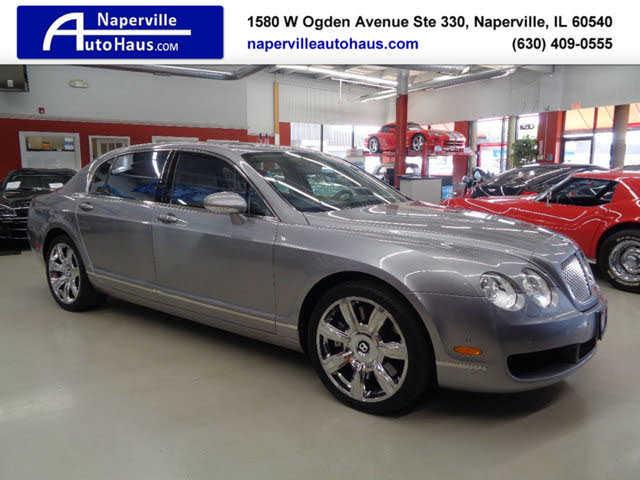 Bentley Continental 2007 $35999.00 incacar.com