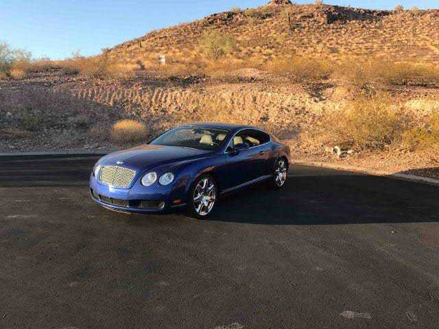 Bentley Continental 2007 $49995.00 incacar.com
