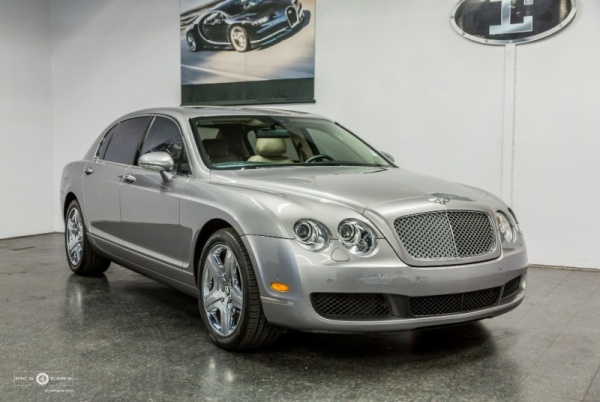 Bentley Continental 2007 $39888.00 incacar.com