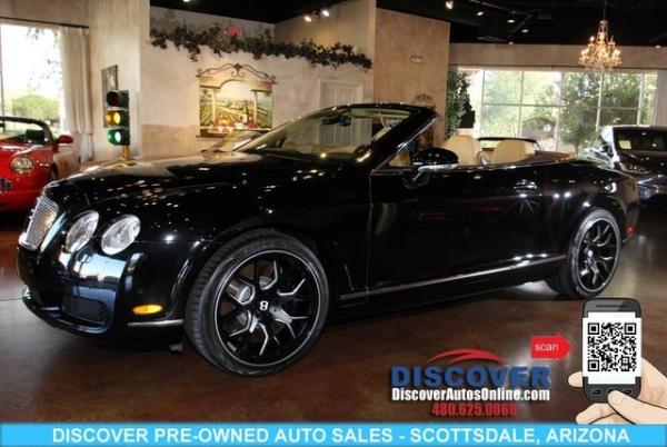 Bentley Continental 2007 $59994.00 incacar.com