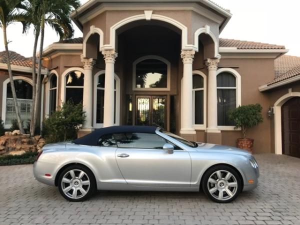 Bentley Continental 2007 $56998.00 incacar.com