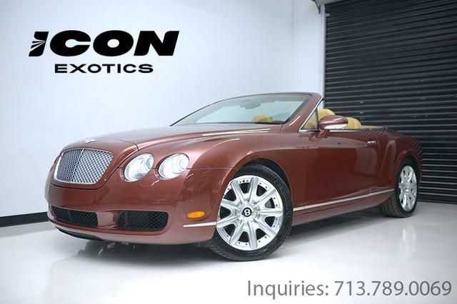 Bentley Continental 2007 $34995.00 incacar.com
