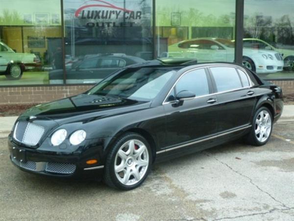 Bentley Continental 2007 $51995.00 incacar.com