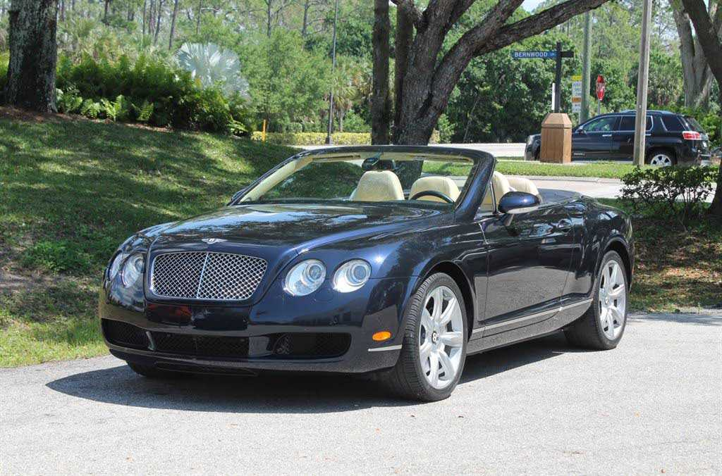 Bentley Continental 2007 $69950.00 incacar.com
