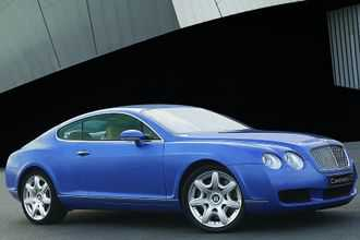 Bentley Continental 2007 $44981.00 incacar.com