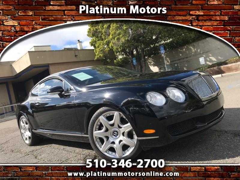 Bentley Continental 2007 $55997.00 incacar.com