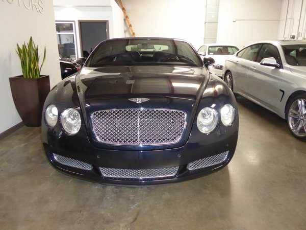 Bentley Continental 2007 $46888.00 incacar.com