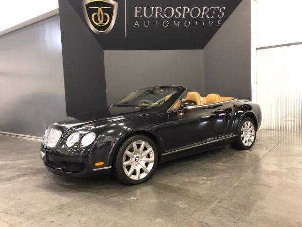Bentley Continental 2007 $47995.00 incacar.com
