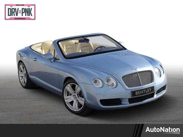 Bentley Continental 2007 $65750.00 incacar.com