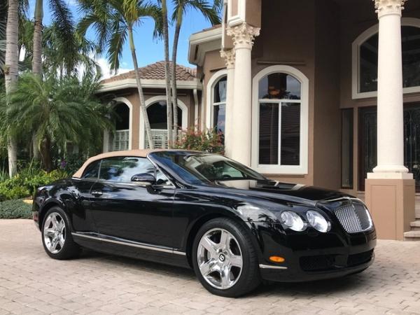Bentley Continental 2007 $48998.00 incacar.com