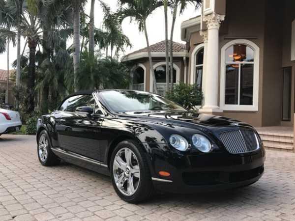 Bentley Continental 2007 $68998.00 incacar.com
