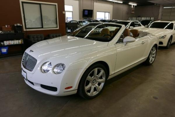 Bentley Continental 2007 $59990.00 incacar.com