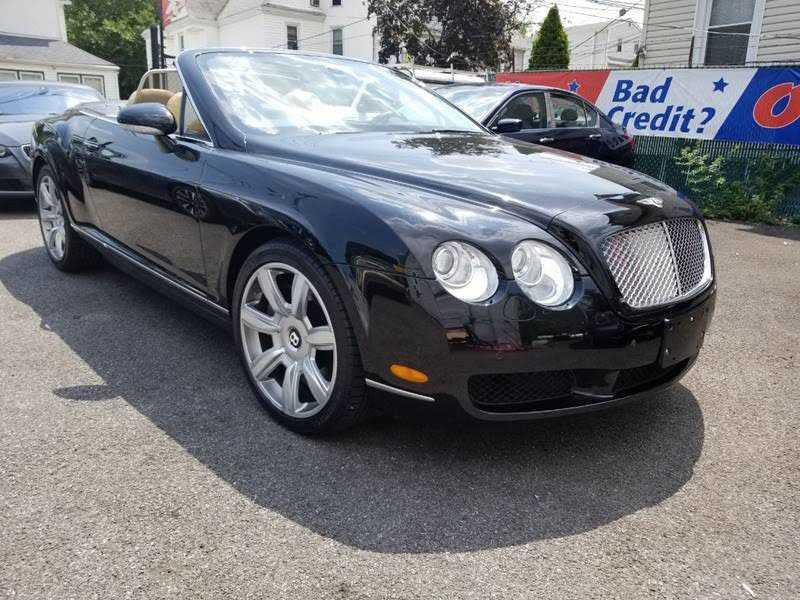 Bentley Continental 2007 $54995.00 incacar.com