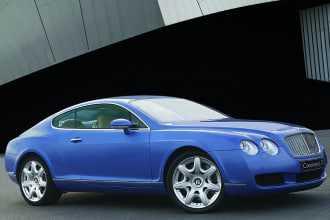 Bentley Continental 2007 $69900.00 incacar.com