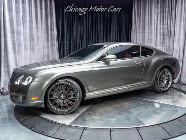 Bentley Continental 2008 $52800.00 incacar.com
