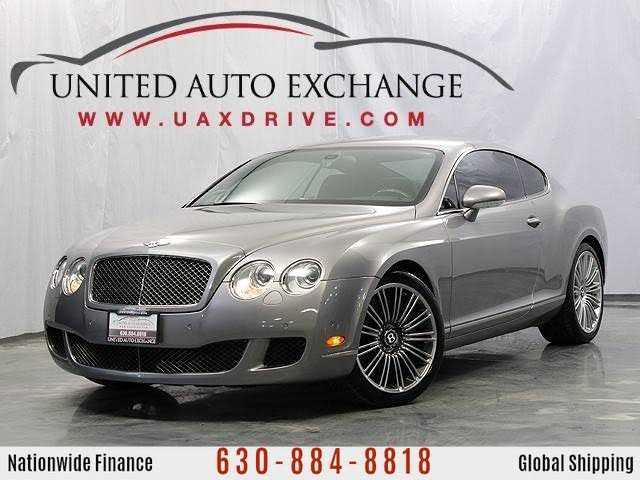 Bentley Continental 2008 $48895.00 incacar.com