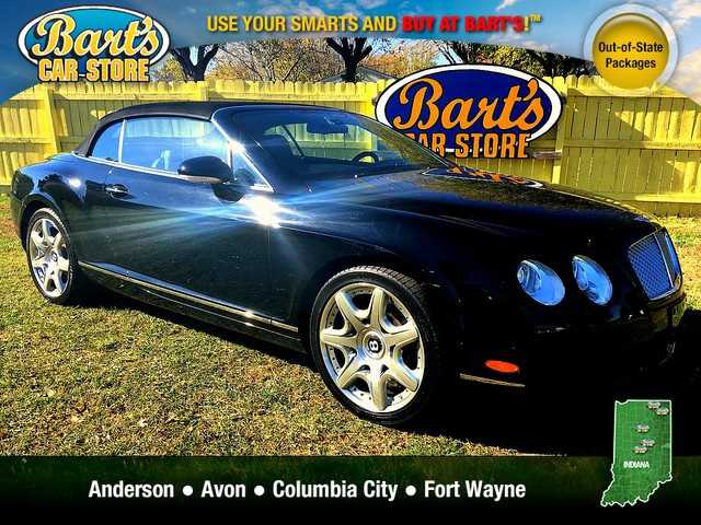 Bentley Continental 2008 $86599.00 incacar.com
