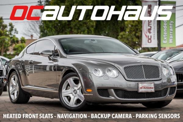 Bentley Continental 2008 $67888.00 incacar.com