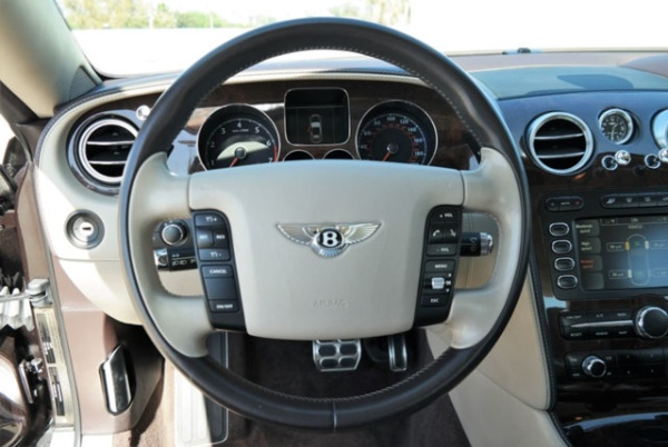 Bentley Continental 2008 $69900.00 incacar.com