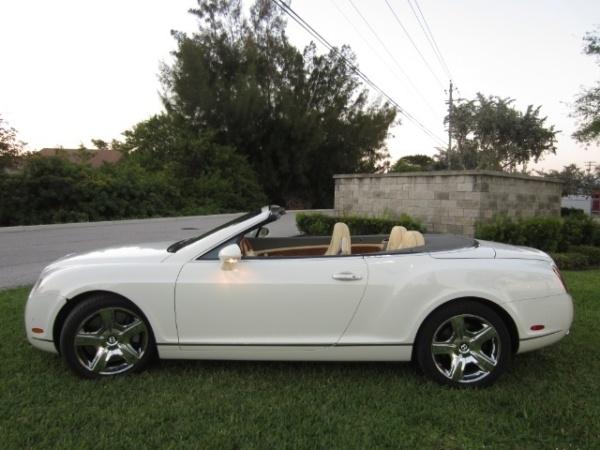 Bentley Continental 2008 $64901.00 incacar.com